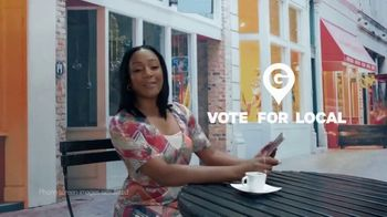 Groupon TV Spot, 'Vote For Local: Yoga Poses' Featuring Tiffany Haddish - Thumbnail 3