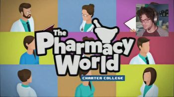 Charter College TV Spot, 'Get the Skills to Work in Pharmacy World'