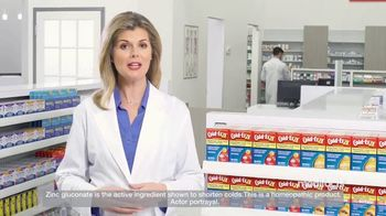 Cold EEZE TV Spot, 'Medifacts: Shorten Your Cold'