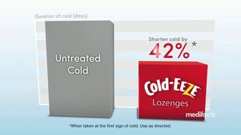 Cold EEZE TV Spot, 'Medifacts: Shorten Your Cold' - Thumbnail 5