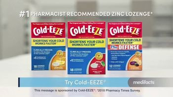 Cold EEZE TV Spot, 'Medifacts: Shorten Your Cold' - Thumbnail 9