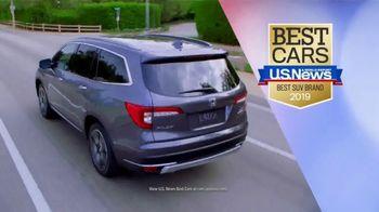 Honda Presidents Day Sales Event TV Spot, 'Savings on SUVs' [T2] - Thumbnail 3