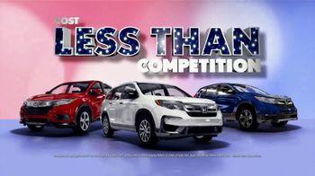 Honda Presidents Day Sales Event TV Spot, 'Savings on SUVs' [T2] - Thumbnail 6