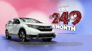 Honda Presidents Day Sales Event TV Spot, 'Savings on SUVs' [T2] - Thumbnail 7