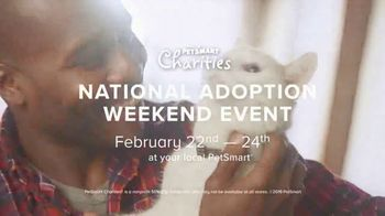 PetSmart National Adoption Weekend Event TV Spot, 'Love at First Sight' - Thumbnail 6