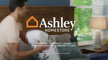 Ashley HomeStore Spring Home Event TV Spot, 'Queen Storage Bed' Song by Midnight Riot - Thumbnail 10