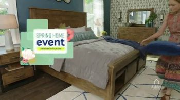 Ashley HomeStore Spring Home Event TV Spot, 'Queen Storage Bed' Song by Midnight Riot - Thumbnail 2