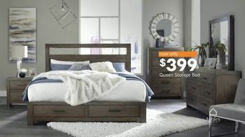 Ashley HomeStore Spring Home Event TV Spot, 'Queen Storage Bed' Song by Midnight Riot - Thumbnail 6