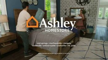 Ashley HomeStore Spring Home Event TV Spot, 'Queen Storage Bed' Song by Midnight Riot - Thumbnail 9