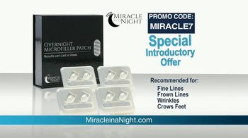 Miracle In a Night Overnight Microfiller Patch TV Spot, 'Natural Solution' Featuring Carol Alt - Thumbnail 10