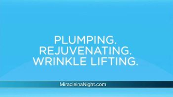 Miracle In a Night Overnight Microfiller Patch TV Spot, 'Natural Solution' Featuring Carol Alt - Thumbnail 3