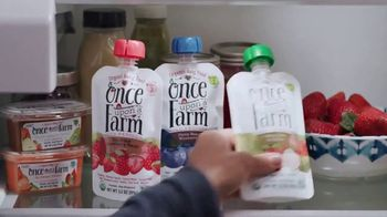 Once Upon a Farm TV Spot, 'Fresh From the Farm: Baby Food' - Thumbnail 5