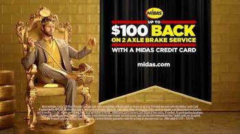 Midas TV Spot, 'The Golden Guarantee: Brake Service' - Thumbnail 10