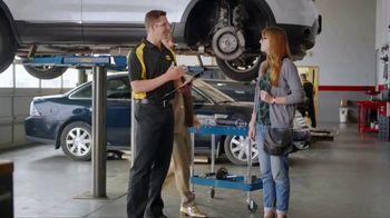 Midas TV Spot, 'The Golden Guarantee: Brake Service'