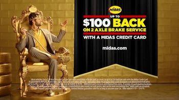 Midas TV Spot, 'The Golden Guarantee: Brake Service' - Thumbnail 9