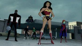 Justice League vs. The Fatal Five Home Entertainment TV Spot - 88 commercial airings