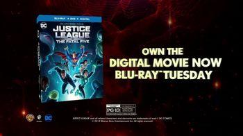 Justice League vs. The Fatal Five Home Entertainment TV Spot - Thumbnail 10