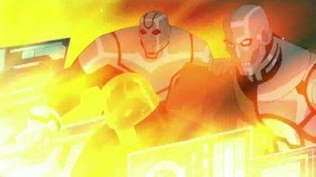 Justice League vs. The Fatal Five Home Entertainment TV Spot - Thumbnail 3