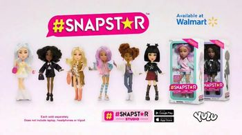 #SNAPSTAR Dolls TV Spot, 'So Many Fashions for You to Wear' - Thumbnail 9