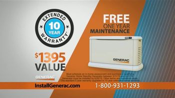 Generac Power Up Chicago Sales Event TV Spot, 'Power Stays On' - Thumbnail 10