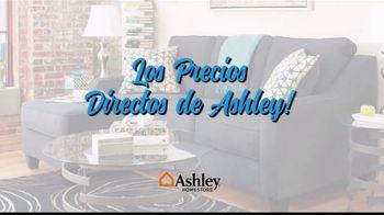 Ashley HomeStore TV Spot, 'Ahorra hasta el triple' [Spanish] - Thumbnail 2