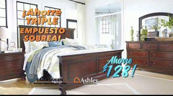 Ashley HomeStore TV Spot, 'Ahorra hasta el triple' [Spanish] - Thumbnail 3