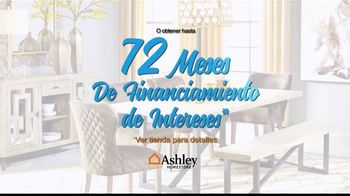 Ashley HomeStore TV Spot, 'Ahorra hasta el triple' [Spanish] - Thumbnail 4