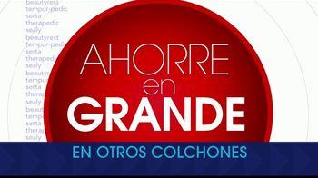 Rooms to Go La Venta de Colchones TV Spot, 'Juegos de colchones' [Spanish] - Thumbnail 4