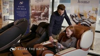Relax the Back TV Spot, 'On Demand Massages' - Thumbnail 3