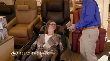 Relax the Back TV Spot, 'On Demand Massages' - Thumbnail 4