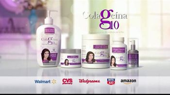 Colageína 10 TV Spot, 'La rutina de belleza preferida' con Victoria Ruffo [Spanish] - Thumbnail 7