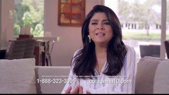 Colageína 10 TV Spot, 'La rutina de belleza preferida' con Victoria Ruffo [Spanish] - Thumbnail 2