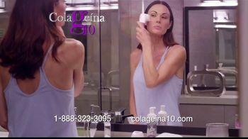 Colageína 10 TV Spot, 'La rutina de belleza preferida' con Victoria Ruffo [Spanish] - Thumbnail 4