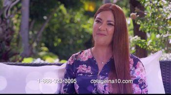 Colageína 10 TV Spot, 'La rutina de belleza preferida' con Victoria Ruffo [Spanish] - Thumbnail 5