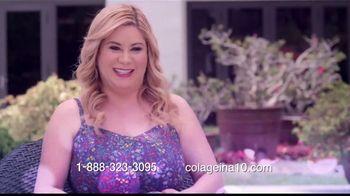 Colageína 10 TV Spot, 'La rutina de belleza preferida' con Victoria Ruffo [Spanish] - Thumbnail 6