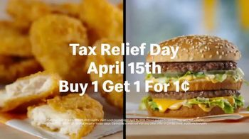 McDonald's Tax Relief Day TV Spot, 'Crunching the Numbers' - Thumbnail 8