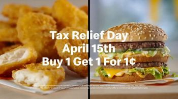 McDonald's Tax Relief Day TV Spot, 'Crunching the Numbers' - Thumbnail 9