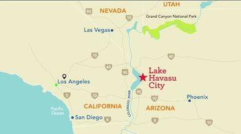 Lake Havasu City Convention & Visitors Bureau TV Spot, 'Play Like You Mean It' - Thumbnail 8