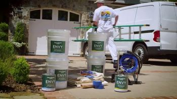 Kelly-Moore Paints Envy TV Spot, 'Pride of the Neighborhood: Free Color Sample' - Thumbnail 2