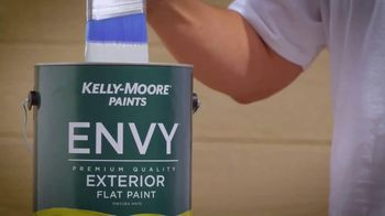 Kelly-Moore Paints Envy TV Spot, 'Pride of the Neighborhood: Free Color Sample' - Thumbnail 3