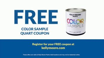 Kelly-Moore Paints Envy TV Spot, 'Pride of the Neighborhood: Free Color Sample' - Thumbnail 8