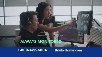 Brinks Home Security TV Spot, 'Be Sure Sure'