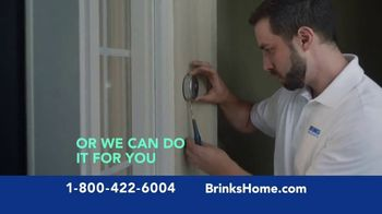 Brinks Home Security TV Spot, 'Be Sure Sure' - Thumbnail 7