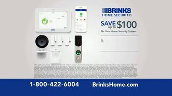 Brinks Home Security TV Spot, 'Be Sure Sure' - Thumbnail 9