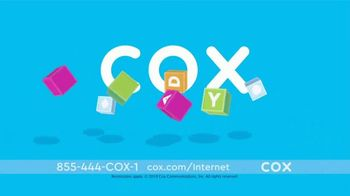 Cox High Speed Internet TV Spot, 'Plans That Fit Your Life: 1 GB' - Thumbnail 10