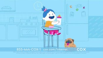Cox High Speed Internet TV Spot, 'Plans That Fit Your Life: 1 GB' - Thumbnail 5