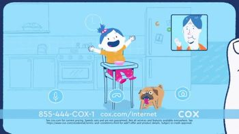 Cox High Speed Internet TV Spot, 'Plans That Fit Your Life: 1 GB' - Thumbnail 6