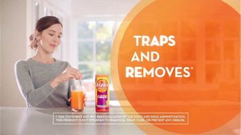Metamucil 4-in-1 MultiHealth Fiber TV Spot, 'Helps You Feel Lighter' - Thumbnail 4