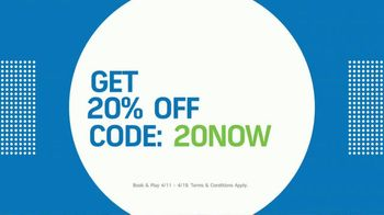 GolfNow.com TV Spot, 'Spring In: 20 Percent Off' - Thumbnail 7