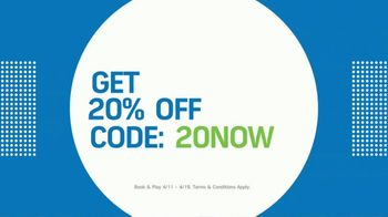 GolfNow.com TV Spot, 'Spring In: 20 Percent Off' - Thumbnail 8